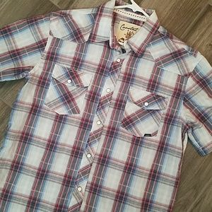 Other - Nwot casual button down
